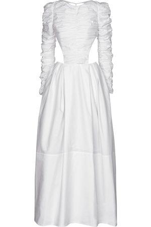 Khaite Kvinder Festkjoler - Rosaline cotton twill gown