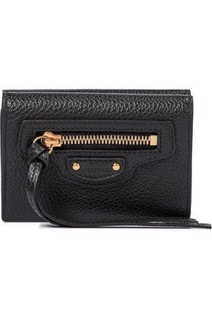 Balenciaga Kvinder Punge - Neo Classic City Mini leather wallet