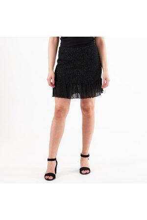 Pure friday Purdicte smock glitter skirt