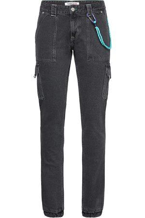 Tommy Jeans Scanton Cargo Svbkr Slim Jeans Blå
