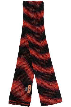 Missoni Strikket tørklæde med bølget mønster