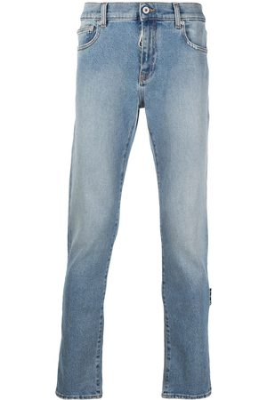 OFF-WHITE Smalle jeans med lomme