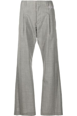 OFF-WHITE Formelle bukser med lavt snit