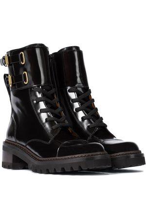 Chloé Kvinder Ankelstøvler - Mallory leather ankle boots