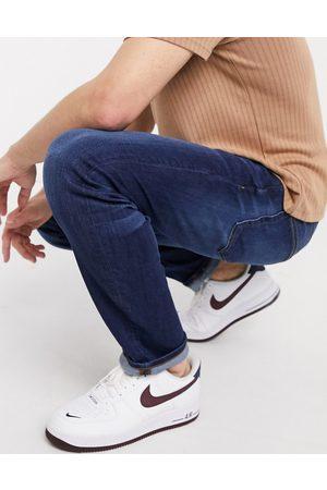 River Island Smalle jeans i mørkeblå