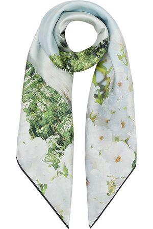 Burberry Silketørklæde med engtryk