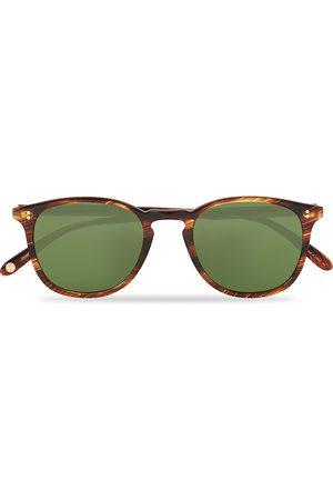 GARRETT LEIGHT Mænd Solbriller - Kinney 49 Sunglasses Chestnut