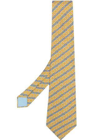 Hermès Pre-owned slips i jacquard fra 00'erne
