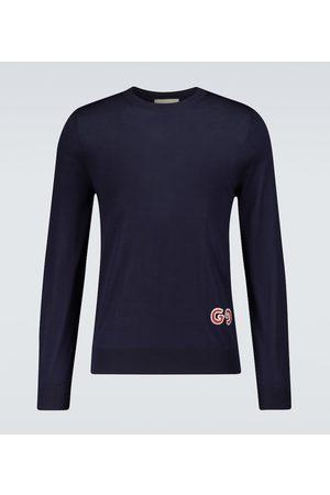 Gucci Wool crewneck sweater