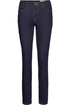 Esprit Kvinder Slim - Pants Denim Slim Jeans