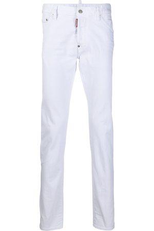 Dsquared2 Mænd Slim - Mid-rise straight-leg jeans