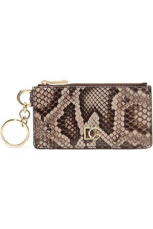 Dolce & Gabbana Snake DG wallet
