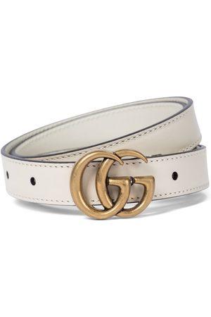 Gucci Kvinder Bælter - GG leather belt