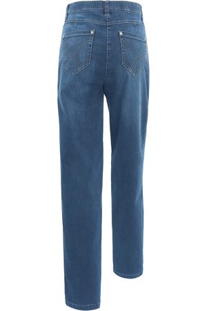 Kj Jeans model Babsie straight leg Fra denim