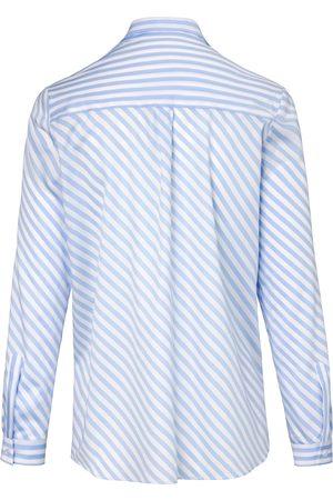 ETERNA Skjortebluse 100% bomuld Fra multicolor