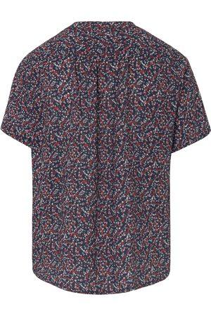 Peter Hahn Skjortebluse korte ærmer Fra multicolor