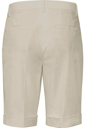 Brax Slim Fit-bermudashorts model Mia S Fra Feel Good beige