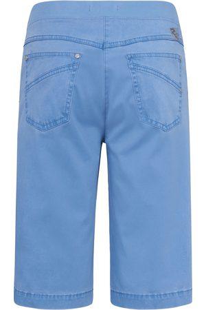 Brax Bekvemme Comfort Plus-bermudashorts Fra Raphaela by blå