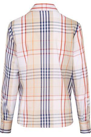 ETERNA Skjorte i 100% bomuld Fra multicolor