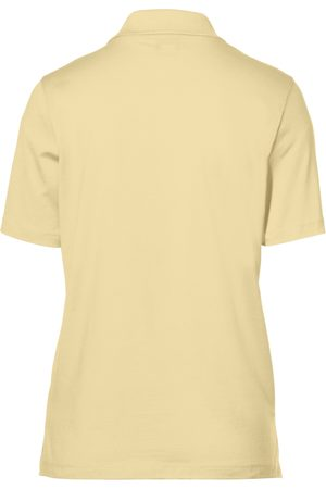 Peter Hahn Poloshirt Fra gul