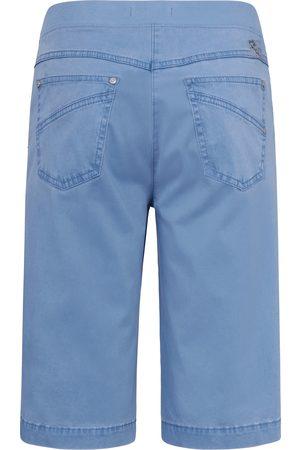 Brax Bekvemme ProForm Slim-bermudashorts Fra Raphaela by blå