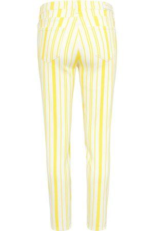 Brax Ankellange skinny-jeans model Shakira S Fra Feel Good multicolor