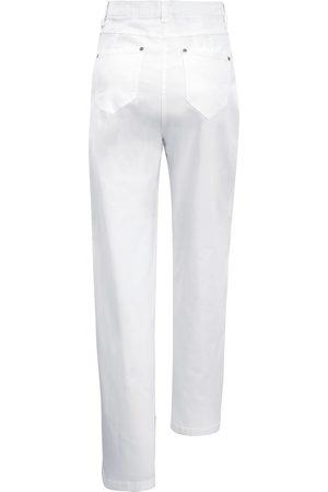 Kj Jeans model Babsie straight leg Fra