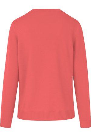 Peter Hahn Twinset 100% ren ny uld Fra orange
