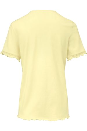 Peter Hahn Pyjamas i 100% bomuld Fra gul
