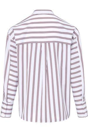 Windsor Skjorte overskårne skuldre Fra multicolor