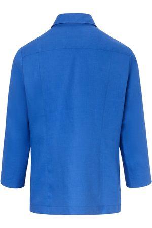 mayfair by Peter Hahn Kvinder Langærmede - Skjorte 3/4-ærmer Fra blå