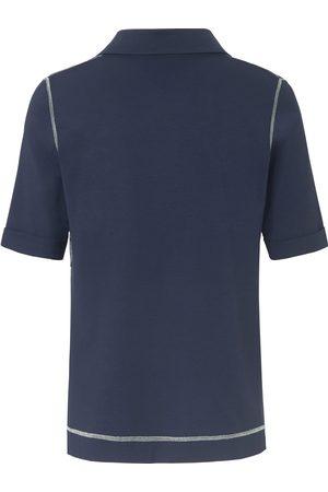 Peter Hahn Poloshirt striber Fra multicolor