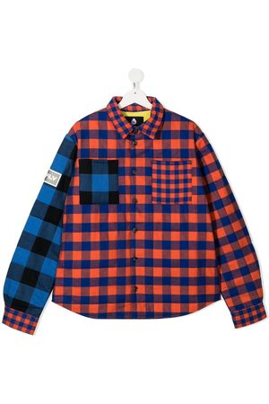 DUOltd Skotskternet skjorte