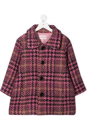 Natasha Zinko Skotskternet frakke