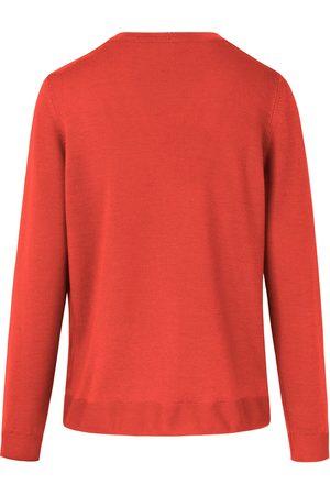 Peter Hahn Twinset 100% ren ny uld Fra rød