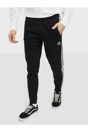 adidas Mænd Bukser - 3-Stripes Pant Bukser Black