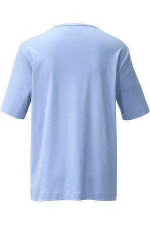 Mey Nat-shirt korte ærmer Fra blå