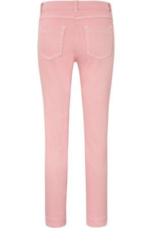 Peter Hahn Ankellange bekvemme jeans pasform Sylvia Fra rosé