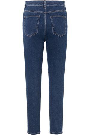 DAY.LIKE Ankellange jeans højere talje Fra denim