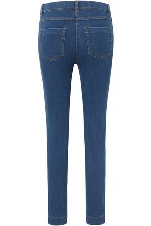 Peter Hahn Ankellange bekvemme jeans pasform Sylvia Fra denim