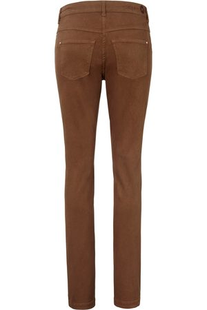 Mac Jeans Dream Skinny smalle ben Fra brun
