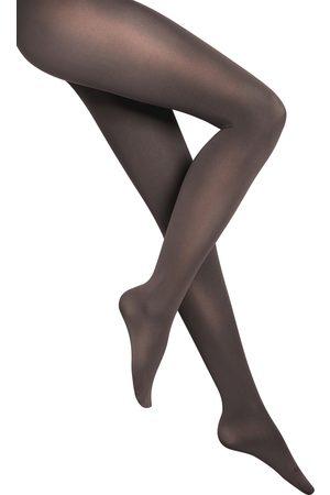 Wolford Kvinder Tights - Nylonstrømpebukser 'Velvet de Luxe 66 Comfort Tigh