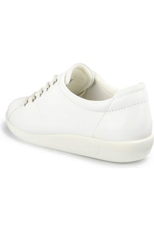 Ecco Kvinder Sneakers - Sneakers Soft 2 Fra hvid