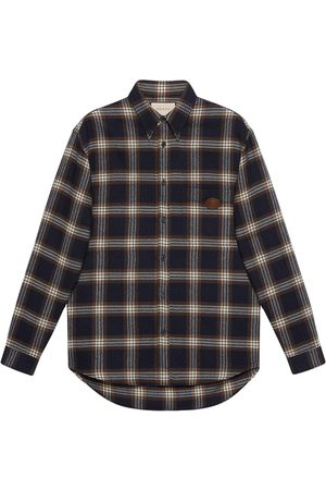 Gucci Ternet skjorte med knapper
