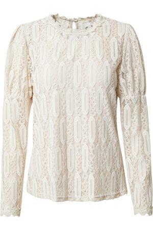 Cream Skjorte 'Vivi