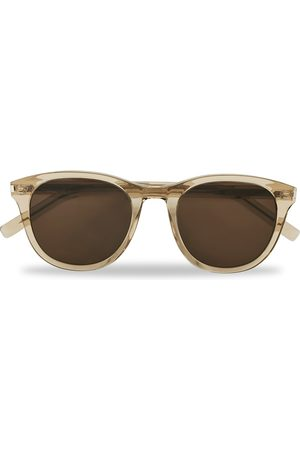 Saint Laurent SL 401 Sunglasses Transparent/Brown