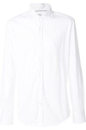 Brunello Cucinelli Mænd Langærmede - Classic shirt
