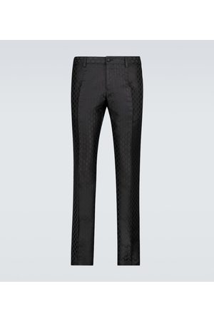 Dolce & Gabbana Exclusive to Mytheresa – formal jacquard pants