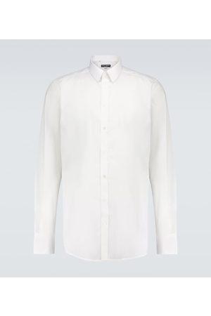Dolce & Gabbana Mænd Langærmede - Martini long-sleeved formal shirt