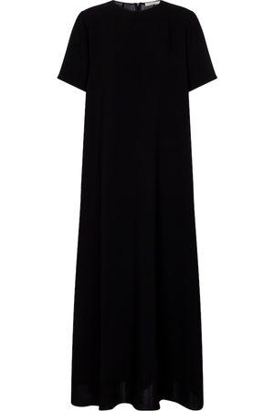 The Row Mirna crêpe maxi dress